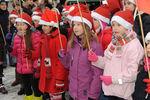 Kinderspaß auf dem Weihnachtsmarkt